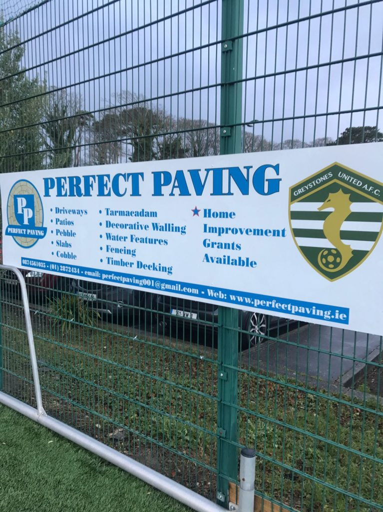 Greystones-United|Perfect Paving